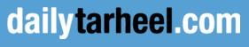 Daily Tarheel - 11/18/15